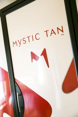 Bräunungsdusche Mystic Tan